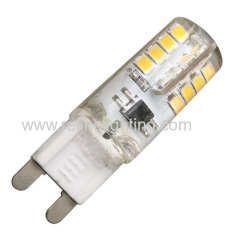 85-265V no flicking LED G9 light 3W Russia style