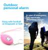 KA04 outdoor personal alarm