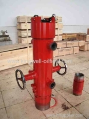 Single Plug Cement Head Made of High Strength Alloy Steel AISI4135H