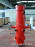 Single Plug Cement Head Used in Well Drilling