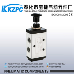 1/2 inch Hand draw valve Aluminum