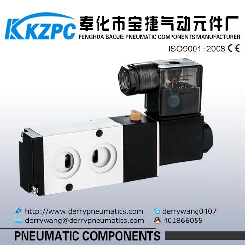 4M310-10 5/2 way Airtac Standard DC24V Magnetic Valves