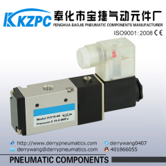 Normally Closed Type Single Acting Pneumatic 3 Way Solenoid Valve