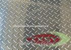 Construction Silver Aluminum Tread Plate 5052 6061 In Diamond Pattern