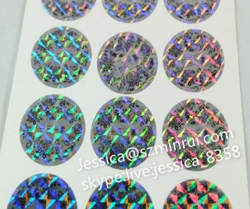 picture regarding Printable Hologram named Very hot sale Printable Holographic Eggs Stickers With Highly effective