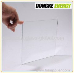 AR coating low iron tempered glass 3.2mm