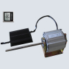 Electric Doule/Single Shaft Brushless EC Fan Coil Unit Motor