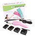 Barber Hair Clipper with Ceramic Blade for Easier to Cut Hair