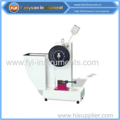 Pointer Type Izod Impact Testing machine