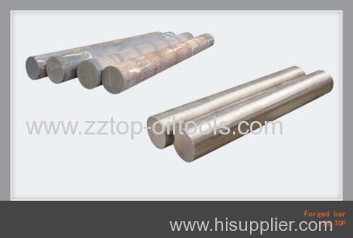 Raw material Open Die forging