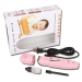 Baby Hair Clipper in Baby Pink Color with Low Noisy Working