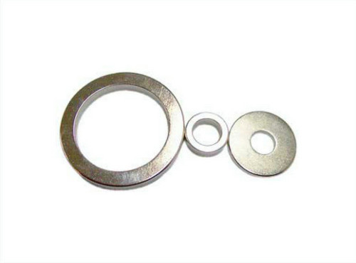 Ring magnet of ndfeb customed size available suitable for dc motor rotor