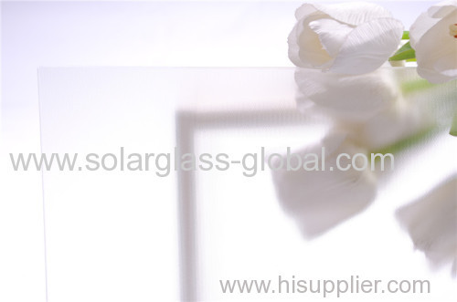 Hot sale 3.2mm AR coating ultra clear solar glass