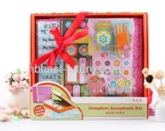 Handmade gift Scrapbook album kit