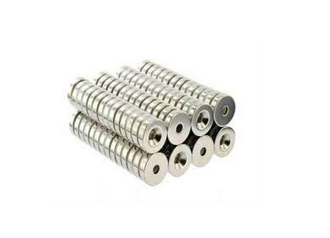 strong N35 ring ndfeb magnets of D7*D4*3mm