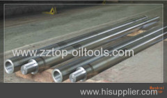 Mandrel Bar seamless pipe manufacture