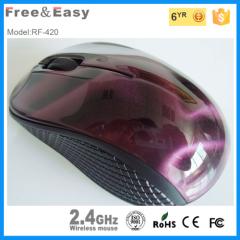 2.4Ghz wireless optical high qualiyu mouse