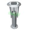 Stainless Steel Outdoor Lawn Light solar post lighting solar led yard light