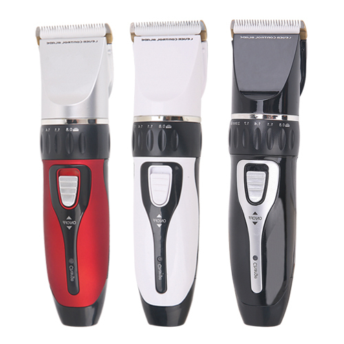Cordless Electric Hair Clipper with High Capacity Performance Battery Clipper for Adults