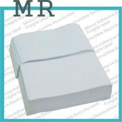 Minrui Wholesale Custom Fragile Grade Blank Self Destructive Paper Material for Anti Theft