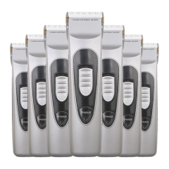 2.4V DC Motor High Quality Battery Electric Hair Clipper with Ceramic Blade Mens Clipper