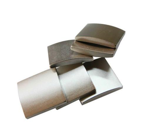 high temperature application for motor arc neodymium magnets