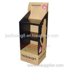 2015 Most Popular Custom Made Cardboard Display Shelf