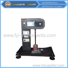 Pendulum Impact Strength Testing Machine