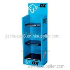 2015 High Quality Hot Sale Promotional Cardboard Product Display Stands