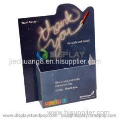A4&A5 Cardboard Brochure Holders