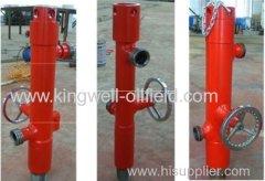 Drill Pipe Single Plug Cement Head