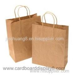 2015 Custom Full Color Print Professional OEM Fancy Paper Bag For Shopping