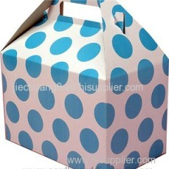 Wholesale High Quality Custom Design Exquisite Gable Boxes