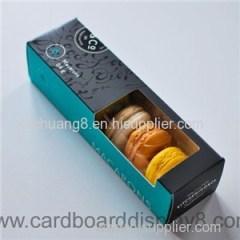 Beautiful Design Cake Paper Biscuits Box