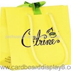 Colorful Printing Custom Paper Gift Bag With Logo Printing Wholesale