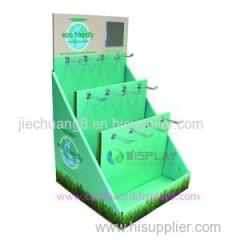 Good Quality Cardboard Food Display For Store