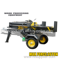 26T log splitter for sale
