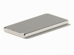 20mm N45 Nickel plated neodymium Block magnet