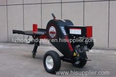 34T mechanical log splitter