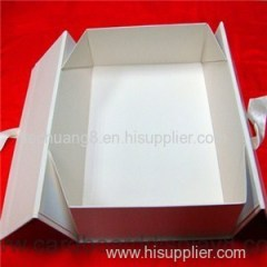 Cardboard Folding Paper Box For Gift And Packaging
