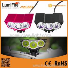 YZL862 New 1200LUMENS XML T6 LED Bike Light battery powered led headlight