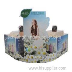 Professional Custom-made Corrugated Cardboard Pallet Displays