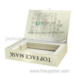 Wholesale Packaging Cosmetic Luxury Gift Box For Facial Mask