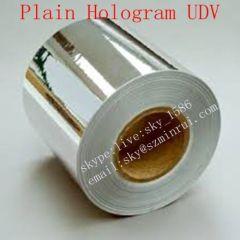 Plain Holographic Ultra Destructive Vinyl Fragile Material Paper