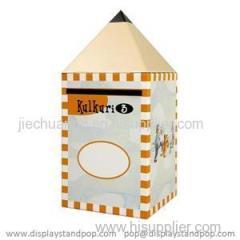 Hot Sale Creative Design Pop Small Room Cardboard Advertising Standees