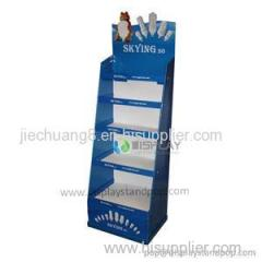 New Products Cardboard Led Display For Supermarket