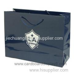 Rope Handle Machine Making Paper Carrier Bag