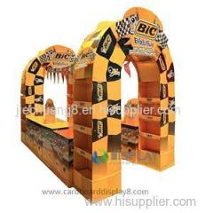 Professional Custom Luxury Cardboard Stationery Display
