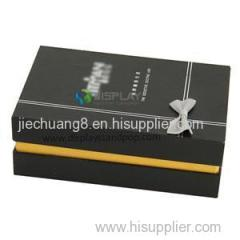 High Quality Custom Rigid Cardboard Box For Gift Packing