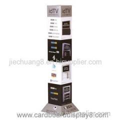 Custom Paper Advertising Standees For Supermarket Promotion
